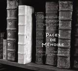 Pages de mémoire : Bibliothèque humaniste de Sélestat