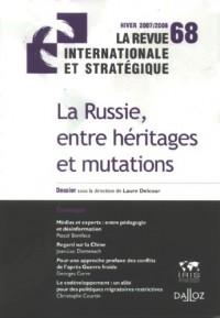 La revue internationale et stratégique, N° 68