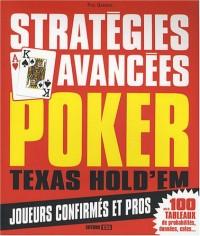 Stratégies avancées : Poker Texas hold'em