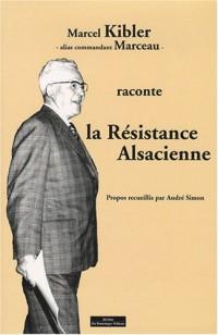 La Résistance alsacienne