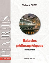 Balades Philosophiques Xxe Siecle - Second Parcours