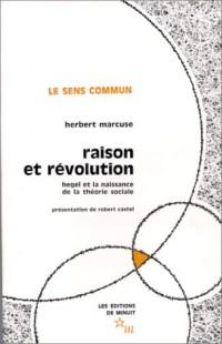 Raison et révolution