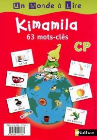 Un monde a lire CP - mots cles 2012
