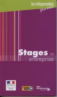 Stages en entreprise - 4e édition