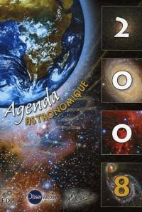Agenda astronomique 2008