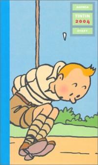 Mini agenda 2004 : Tintin
