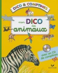 Mon dico des animaux (1CD audio)