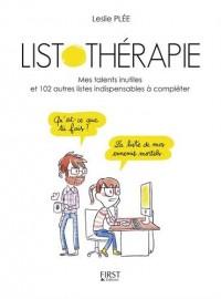 Listothérapie