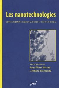 Nanotechnologies développement impacts sociaux et défis éthiques