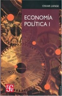 Economia politica, I/ Political Economy I: Problemas generales
