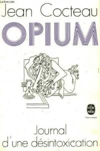 Opium journal d'une desintoxication