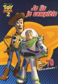 Toy Story 2 : Je lis, je complète