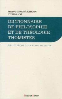 Dictionnaire de Philosophie et Theologie Thomiste