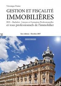 Gestion et Fiscalite Immobilieres - BTS Bachelor - Licence et Formation Professionnelles et tous professionnels de l immobilier