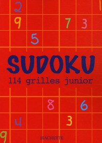 Sudoku : 114 Grilles junior
