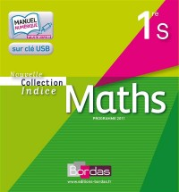 Cle Usb Non Adoptant Maths Indice 1re S