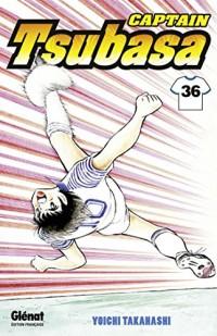 Captain Tsubasa - Olive et Tom Vol.36