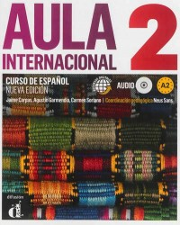 Aula International 2 Livre Eleve+CD Ned