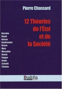 12 théories de l'état et de la société