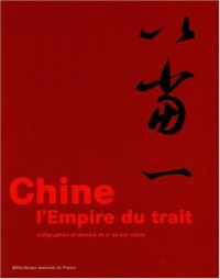 Chine : L'empire du trait : Calligraphies et dessins du Ve au XIXe siècle