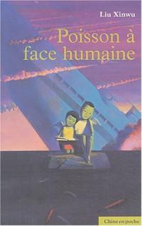 Poisson à visage humain