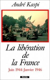 La Libération de la France, juin 1944-janvier 1946