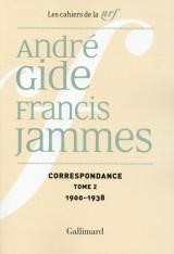 Correspondance Tome 2-1900-1938