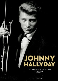 Calendrier mural Johnny Hallyday