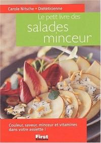 Le Petit Livre des salades minceur