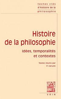 Textes clés d'histoire de la philosophie