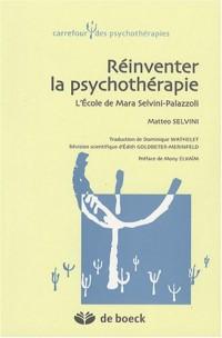 Réinventer la psychothérapie : L'Ecole de Mara Selvini-Palazzoli