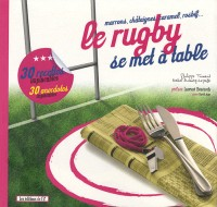 Le Rugby Se Met Table