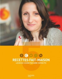 Scook 5 : Recettes fait maison - Leçon de cuisine par Anne-Sophie Pic