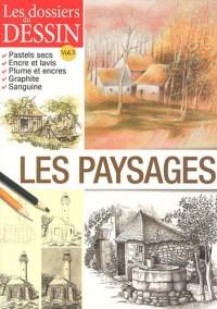 Dossiers du Dessin - les Paysages