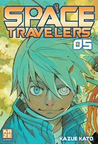 Space travelers, Tome 5