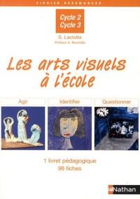 Les arts visuels à l'école : Agir, identifier, questionner