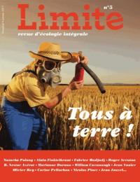 Revue Limite No 5 : Tous a Terre!