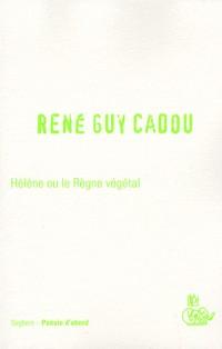 Hélène ou le règne végétal (1CD audio)