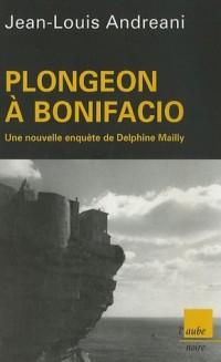 Plongeon à Bonifacio