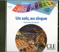 Un soir au cirque : Cd-audio