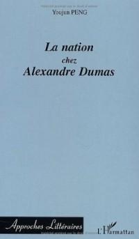 La nation chez Alexandre Dumas