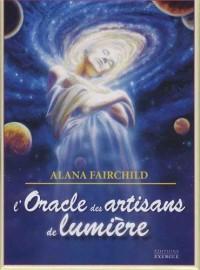 L'oracle des artisans de lumière : Coffret avec 44 cartes