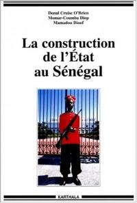 La Construction de l'État au Sénégal