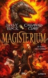 Magisterium - Tome 2 : Le Gant de cuivre (2) [Poche]