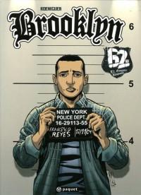 Brooklyn 62ND, Tome 2 : Gangsta Rhapsody