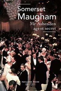 Mr Ashenden agent secret