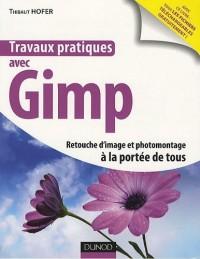 Travaux pratiques avec Gimp