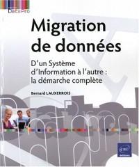 La Migration de données