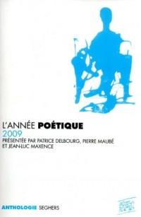 L'Année poétique 2009