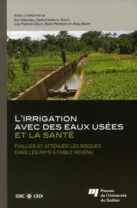Irrigation avec des Eaux Usees et la Sante